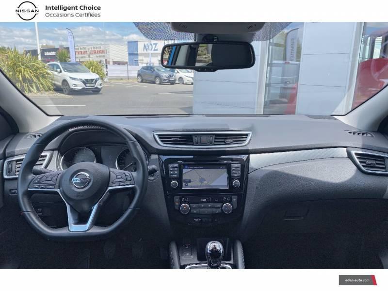 Nissan Qashqai 1.5 dCi 115 N-Connecta Bleu occasion à Chauray - photo n°8