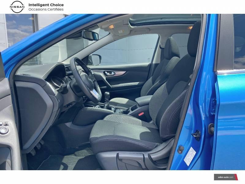 Nissan Qashqai 1.5 dCi 115 N-Connecta Bleu occasion à Chauray - photo n°6
