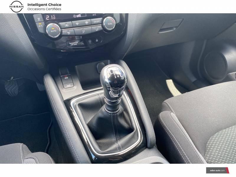 Nissan Qashqai 1.5 dCi 115 N-Connecta Bleu occasion à Chauray - photo n°15
