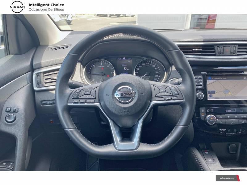 Nissan Qashqai 1.5 dCi 115 N-Connecta Bleu occasion à Chauray - photo n°10