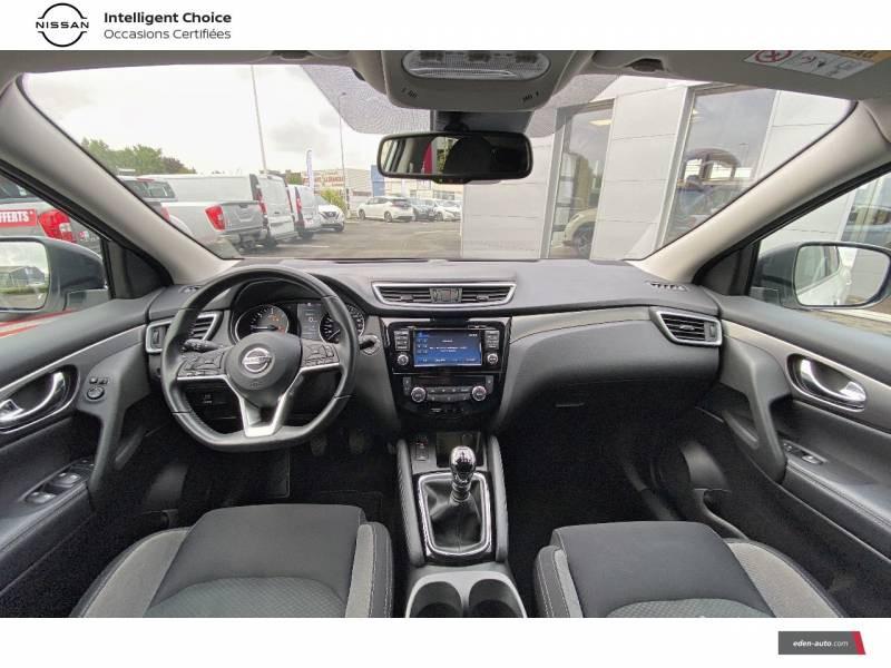 Nissan Qashqai 1.5 dCi 115 N-Connecta Blanc occasion à Chauray - photo n°9