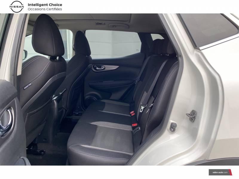 Nissan Qashqai 1.5 dCi 115 N-Connecta Blanc occasion à Chauray - photo n°14