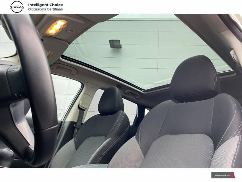 Nissan Qashqai 1.5 dCi 115 N-Connecta Blanc occasion à Chauray - photo n°18