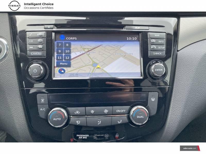Nissan Qashqai 1.5 dCi 115 N-Connecta Blanc occasion à Chauray - photo n°11