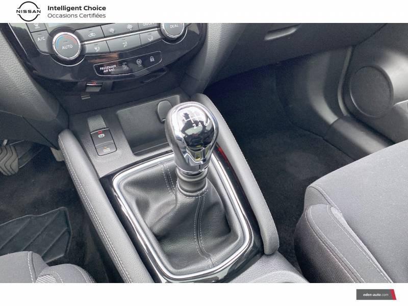 Nissan Qashqai 1.5 dCi 115 N-Connecta Blanc occasion à Chauray - photo n°13