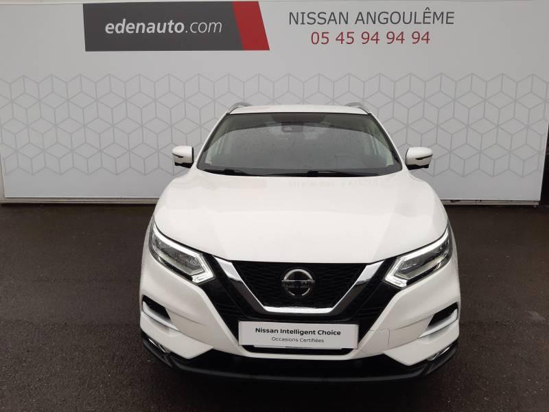 Nissan Qashqai 1.5 dCi 115 Tekna Blanc occasion à Champniers - photo n°5