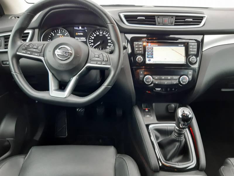 Nissan Qashqai 1.5 dCi 115 Tekna Blanc occasion à Champniers - photo n°6