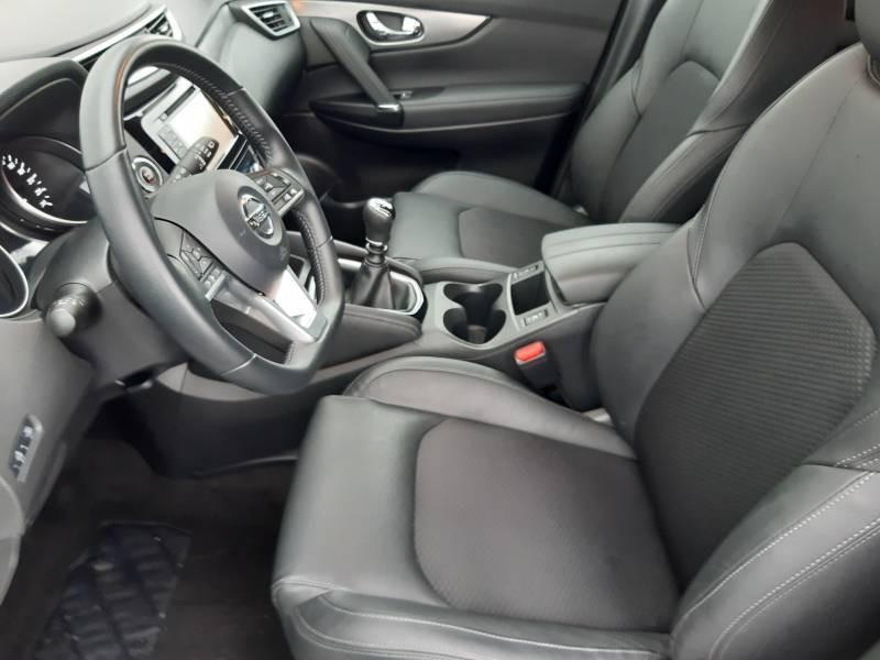 Nissan Qashqai 1.5 dCi 115 Tekna Blanc occasion à Champniers - photo n°10