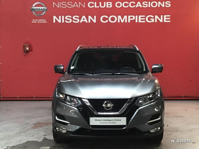 Nissan Qashqai 1.5 dCi 115ch N-Connecta 2019 Gris occasion à Venette - photo n°2
