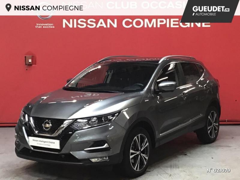 Nissan Qashqai 1.5 dCi 115ch N-Connecta 2019 Gris occasion à Venette