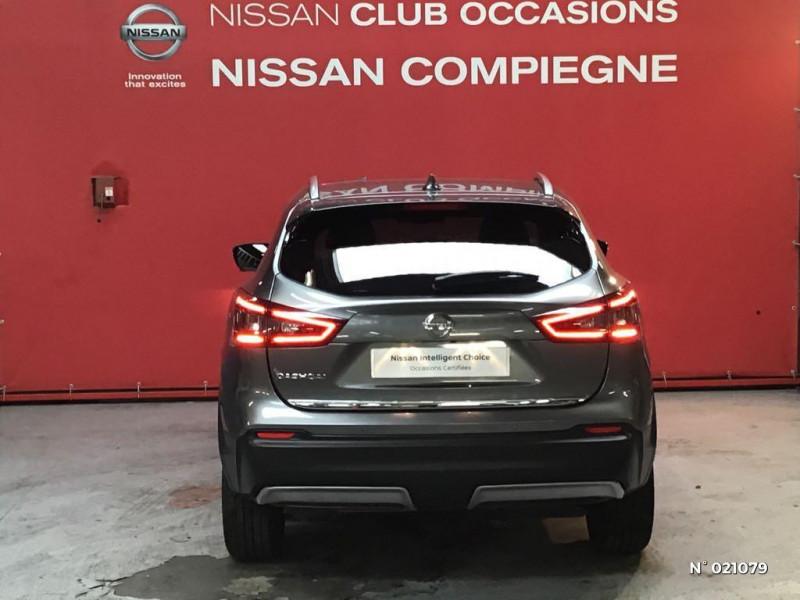 Nissan Qashqai 1.5 dCi 115ch N-Connecta 2019 Gris occasion à Venette - photo n°3