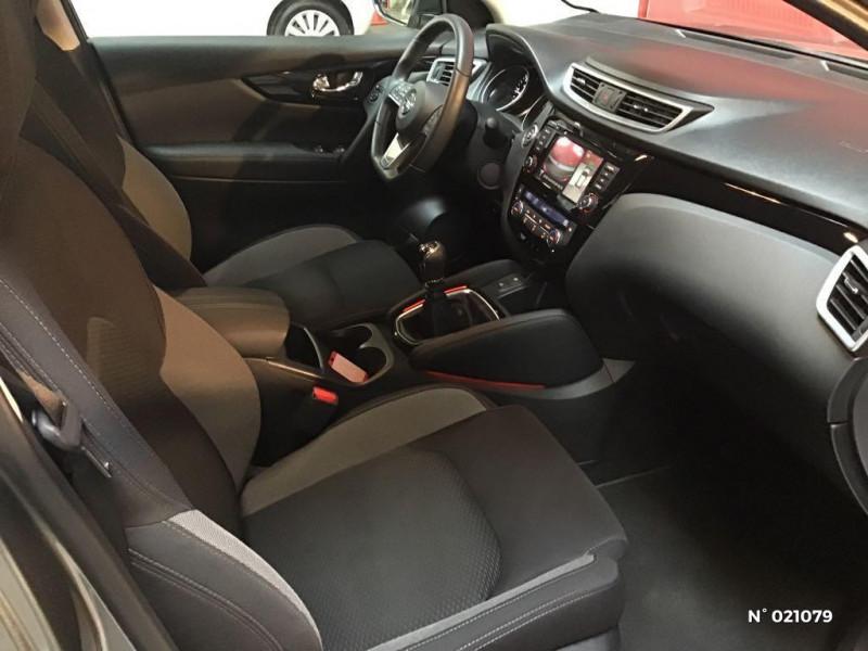 Nissan Qashqai 1.5 dCi 115ch N-Connecta 2019 Gris occasion à Venette - photo n°4