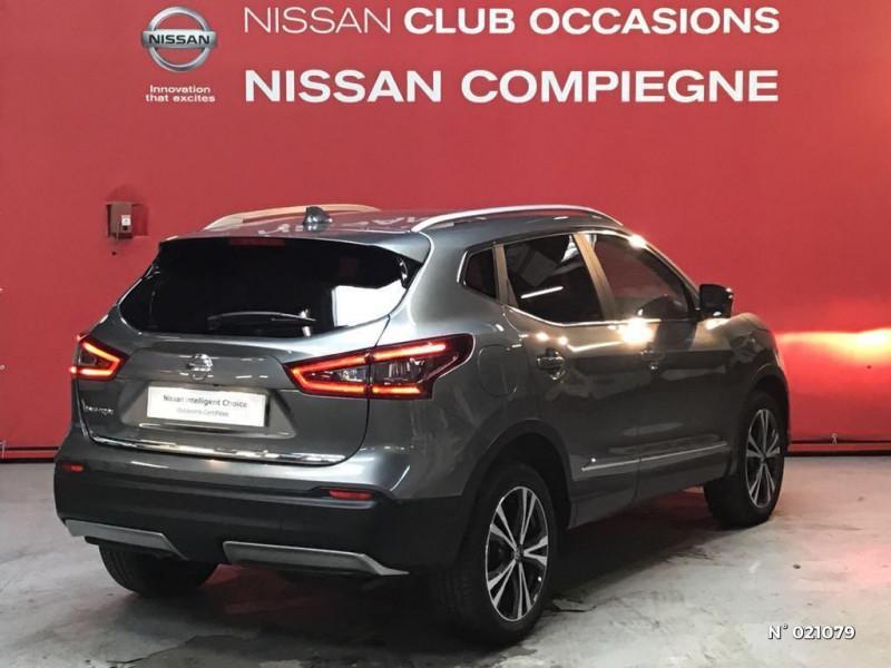 Nissan Qashqai 1.5 dCi 115ch N-Connecta 2019 Gris occasion à Venette - photo n°6