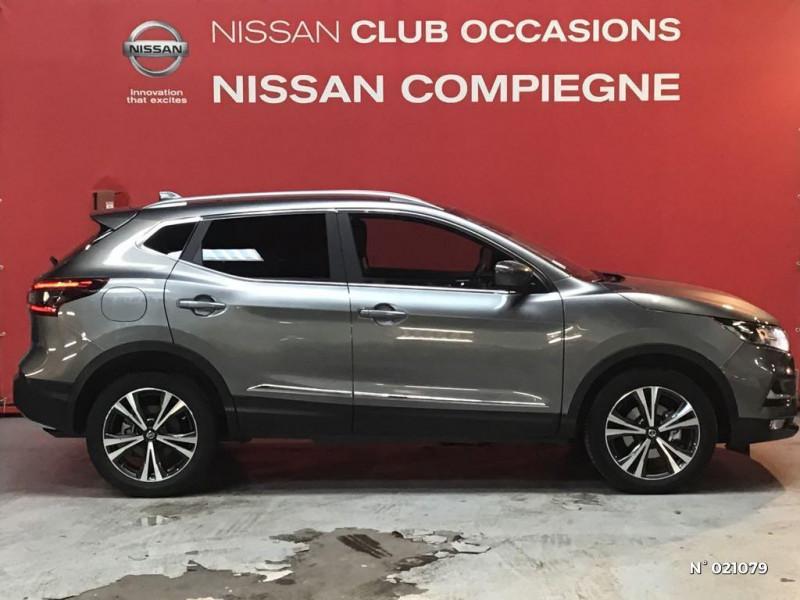 Nissan Qashqai 1.5 dCi 115ch N-Connecta 2019 Gris occasion à Venette - photo n°7