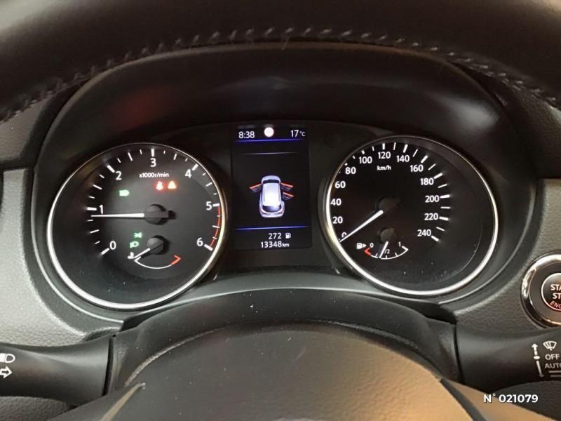 Nissan Qashqai 1.5 dCi 115ch N-Connecta 2019 Gris occasion à Venette - photo n°12