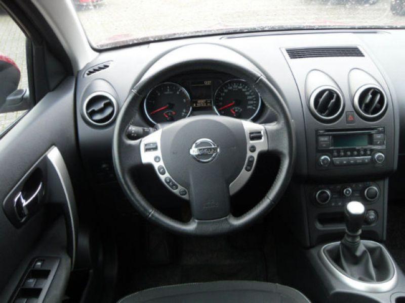 Nissan Qashqai 1.5 DCI ACENTA Rouge occasion à Beaupuy