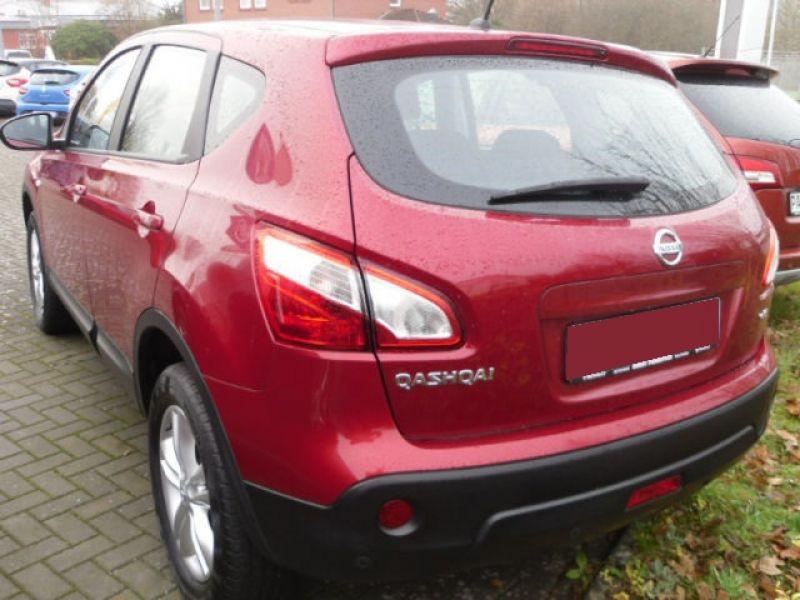 Nissan Qashqai 1.5 DCI ACENTA Rouge occasion à Beaupuy - photo n°2
