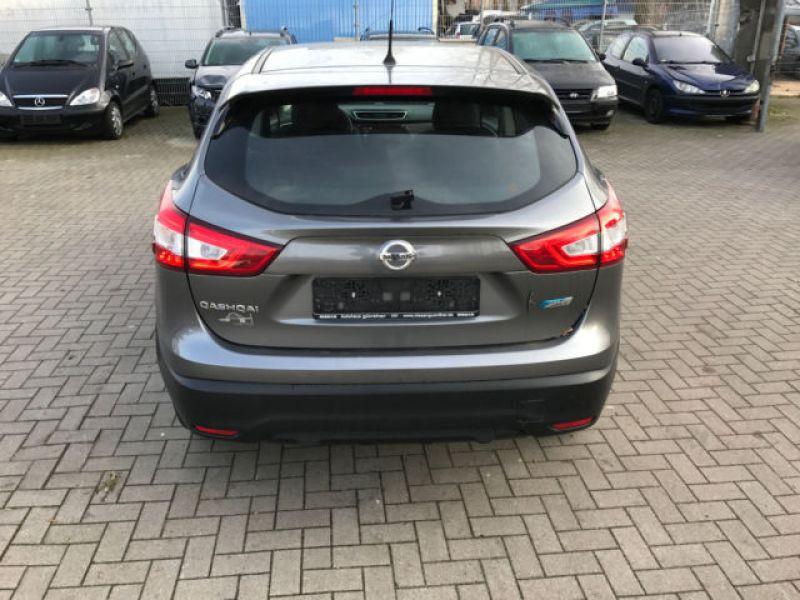 Nissan Qashqai 1.5 DCI VISIA Gris occasion à Beaupuy - photo n°6