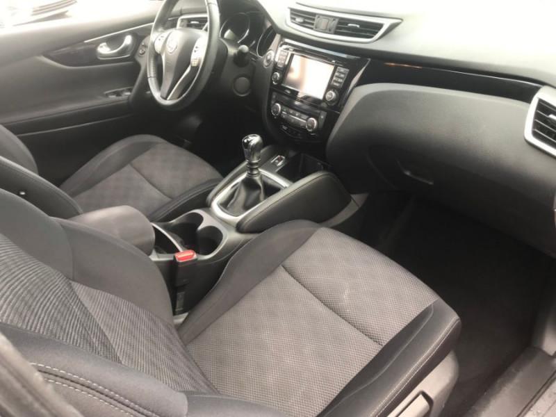 Nissan Qashqai 1.6 DCI 110CH N-CONNECTA TOIT PANO Gris occasion à Lescure-d'Albigeois - photo n°7