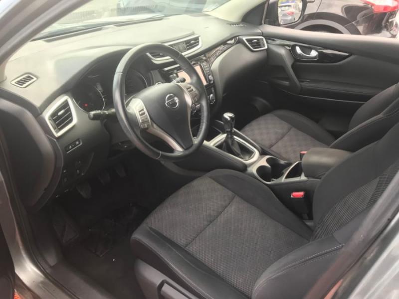 Nissan Qashqai 1.6 DCI 110CH N-CONNECTA TOIT PANO Gris occasion à Lescure-d'Albigeois - photo n°3