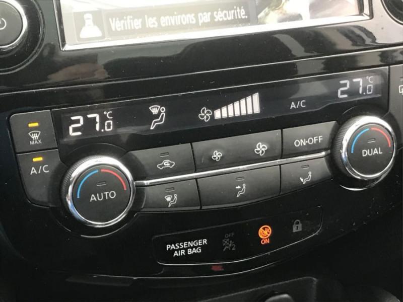 Nissan Qashqai 1.6 DCI 110CH N-CONNECTA TOIT PANO Gris occasion à Lescure-d'Albigeois - photo n°12