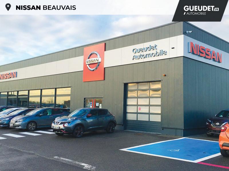 Nissan Qashqai 1.6 dCi 130ch Acenta Noir occasion à Tillé - photo n°16