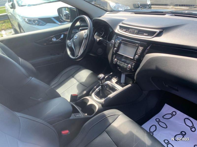 Nissan Qashqai 1.6 dCi 130ch Acenta Noir occasion à Tillé - photo n°4