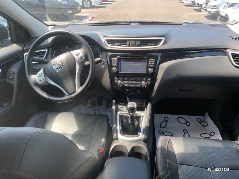 Nissan Qashqai 1.6 dCi 130ch Acenta Noir occasion à Tillé - photo n°10