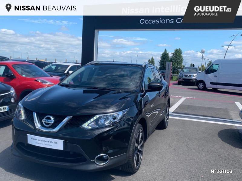 Nissan Qashqai 1.6 dCi 130ch Acenta Noir occasion à Tillé
