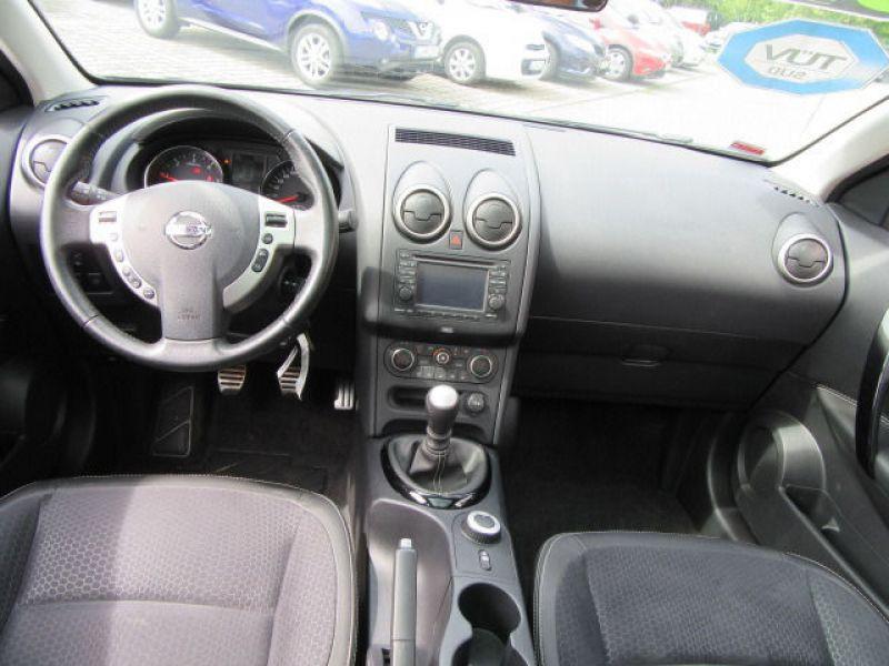 Nissan Qashqai 1.6 DCI 7 places Noir occasion à Beaupuy