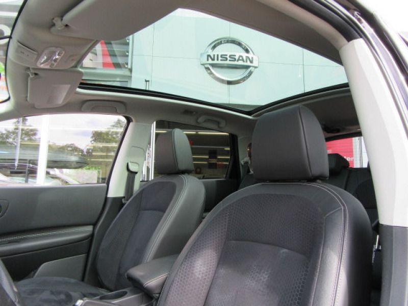 Nissan Qashqai 1.6 DCI 7 places Noir occasion à Beaupuy - photo n°3