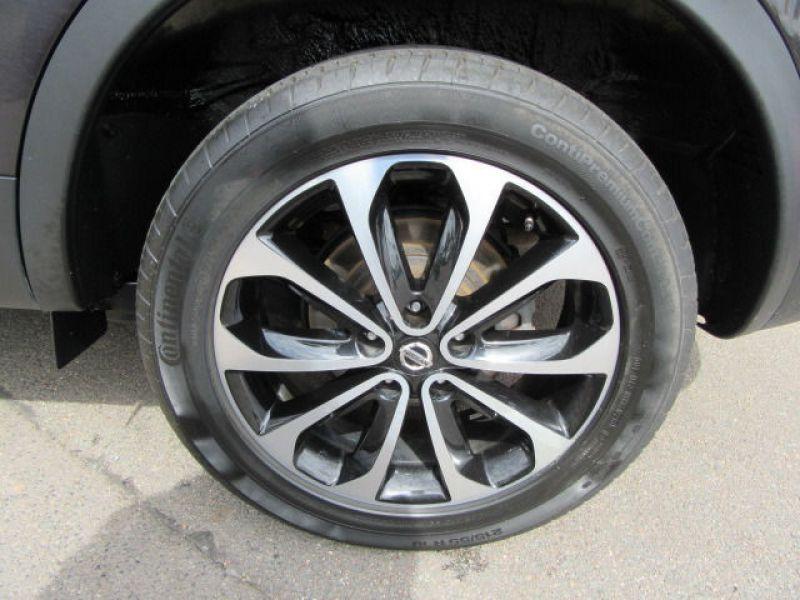 Nissan Qashqai 1.6 DCI 7 places Noir occasion à Beaupuy - photo n°8