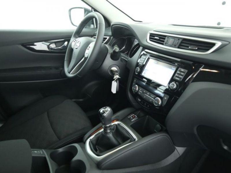 Nissan Qashqai 1.6 DCI Connect Edition Gris occasion à Beaupuy - photo n°3
