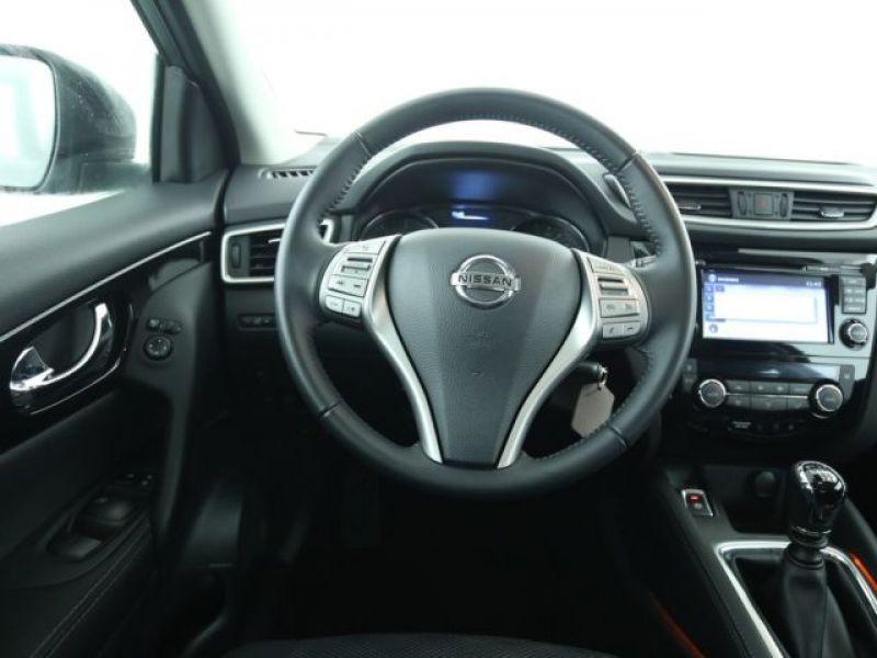 Nissan Qashqai 1.6 DCI Connect Edition Gris occasion à Beaupuy - photo n°4
