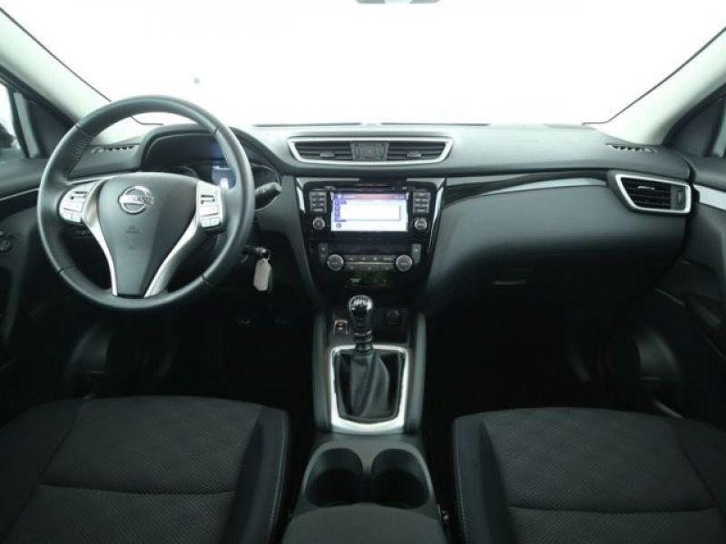 Nissan Qashqai 1.6 DCI Connect Edition Gris occasion à Beaupuy
