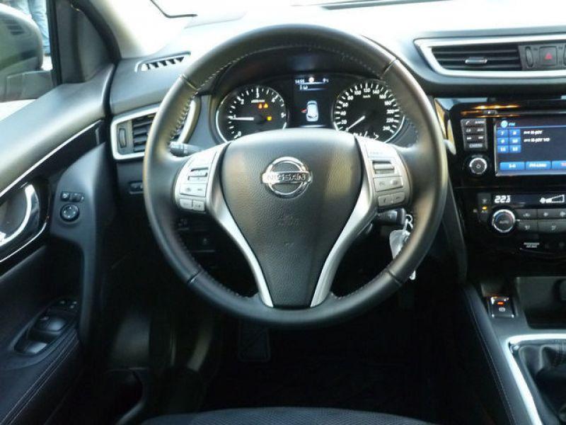 Nissan Qashqai 1.6 DCI Connect Edition Rouge occasion à Beaupuy