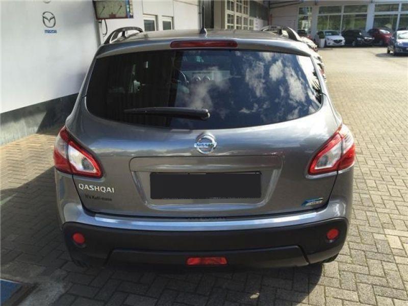 Nissan Qashqai 1.6 DCI Gris occasion à Beaupuy - photo n°6