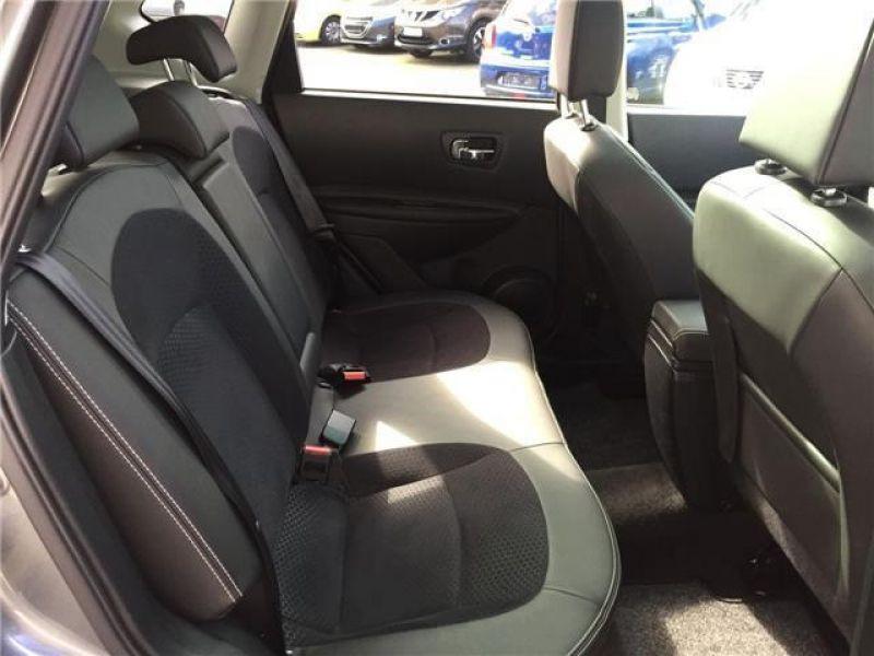Nissan Qashqai 1.6 DCI Gris occasion à Beaupuy - photo n°5