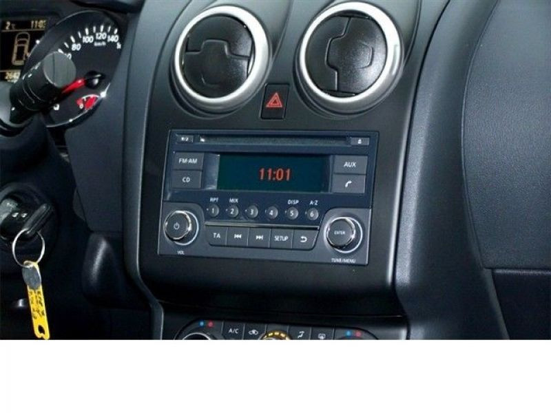 Nissan Qashqai 1.6 DCI Blanc occasion à Beaupuy - photo n°5