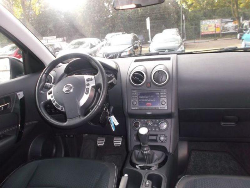 Nissan Qashqai 1.6 DCI Blanc occasion à Beaupuy