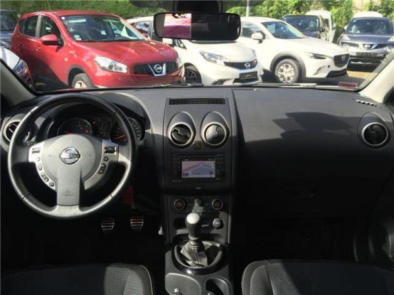 Nissan Qashqai 1.6 DCI Gris occasion à Beaupuy