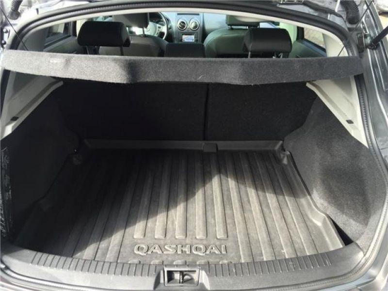 Nissan Qashqai 1.6 DCI Gris occasion à Beaupuy - photo n°7