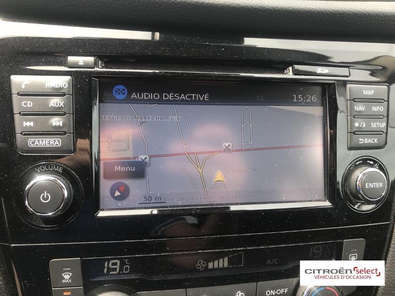 Nissan Qashqai 1.6 DIG-T 163ch Tekna Blanc occasion à Mont-de-Marsan - photo n°13