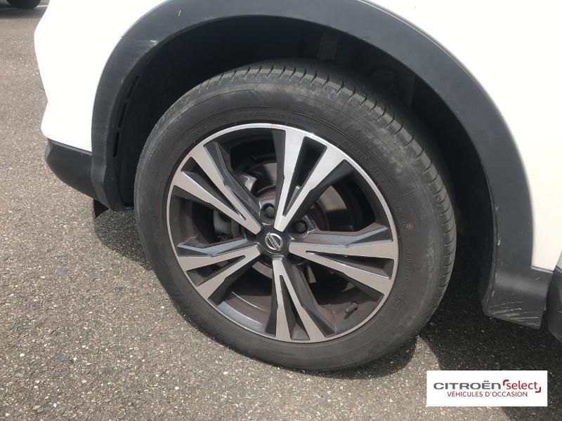 Nissan Qashqai 1.6 DIG-T 163ch Tekna Blanc occasion à Mont-de-Marsan - photo n°11