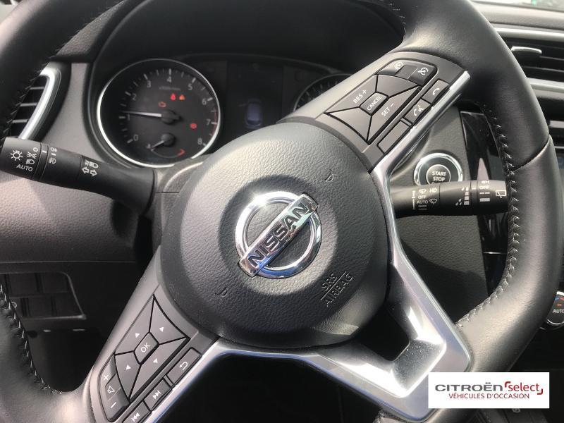 Nissan Qashqai 1.6 DIG-T 163ch Tekna Blanc occasion à Mont-de-Marsan - photo n°16