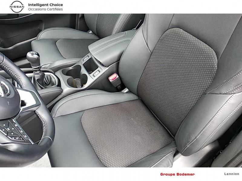 Nissan Qashqai 2019 EVAPO 1.3 DIG-T 140 Tekna Noir occasion à LANNION - photo n°11