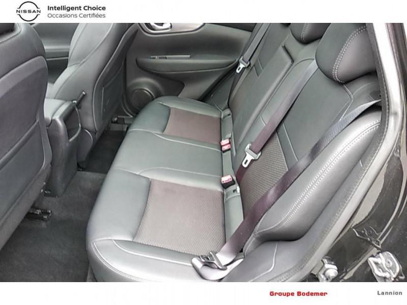 Nissan Qashqai 2019 EVAPO 1.3 DIG-T 140 Tekna Noir occasion à LANNION - photo n°12