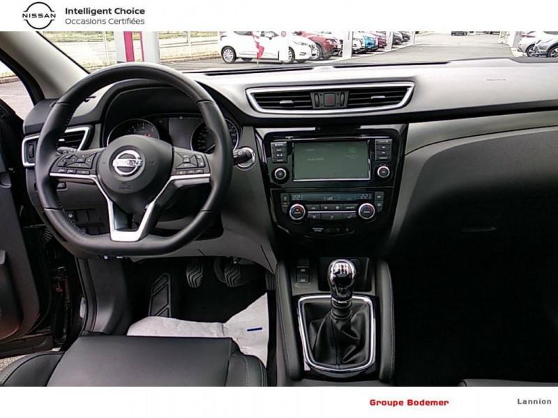 Nissan Qashqai 2019 EVAPO 1.3 DIG-T 140 Tekna Noir occasion à LANNION - photo n°7