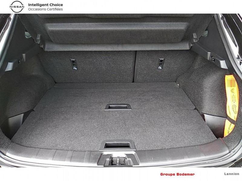 Nissan Qashqai 2019 EVAPO 1.3 DIG-T 140 Tekna Noir occasion à LANNION - photo n°14