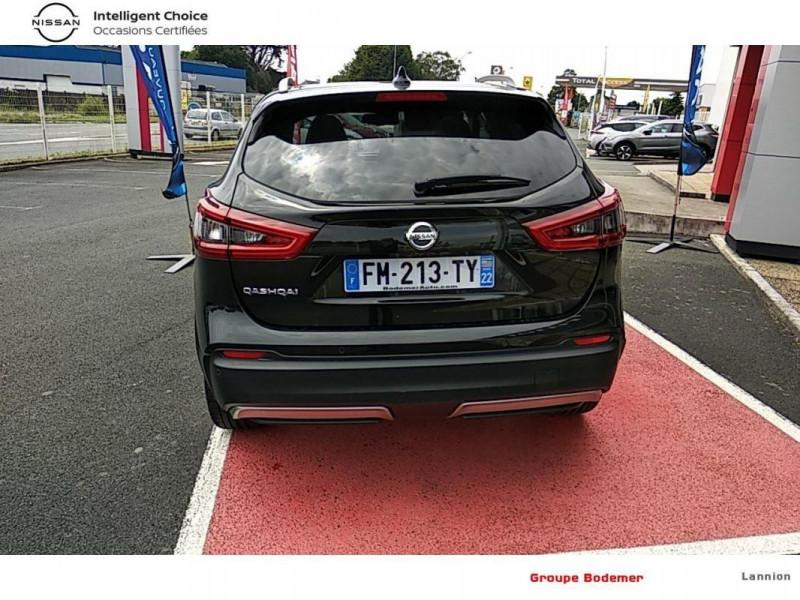 Nissan Qashqai 2019 EVAPO 1.3 DIG-T 140 Tekna Noir occasion à LANNION - photo n°13
